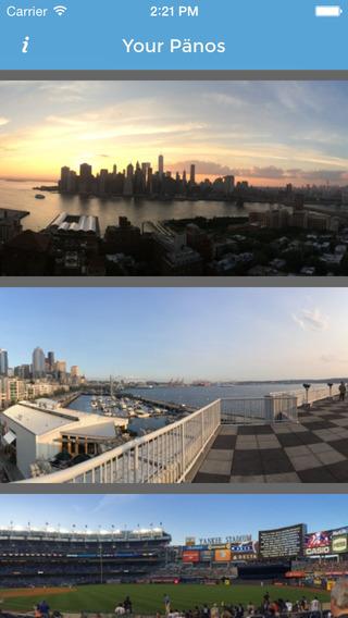 Päno - Share Panoramas on Instagram