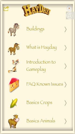 Wiki for Hay Day