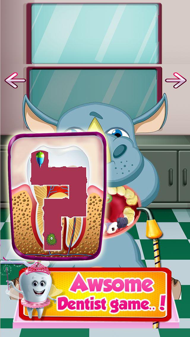 小动物的牙医 —— 宝贝友好