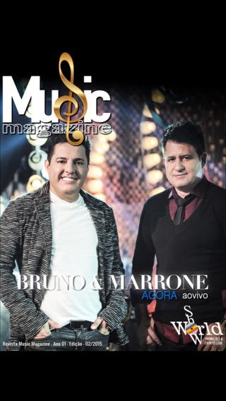Music Magazine - A sua revista musical