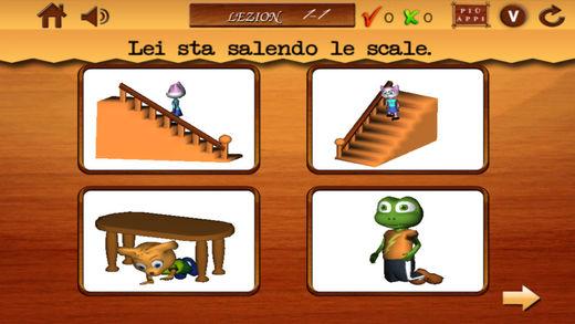 Verbi per i bambini- Parte 2- Apprendimento del linguaggio nei bambini in età prescolare: Children l