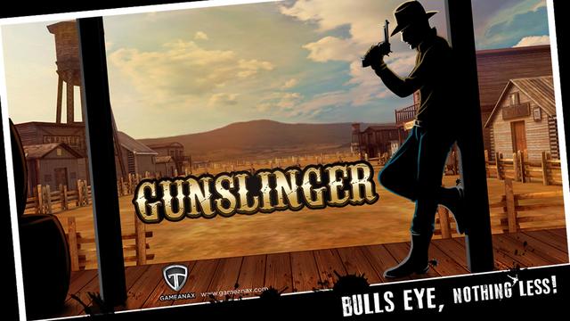 Gunslinger - Cowboy Shooting Challenge