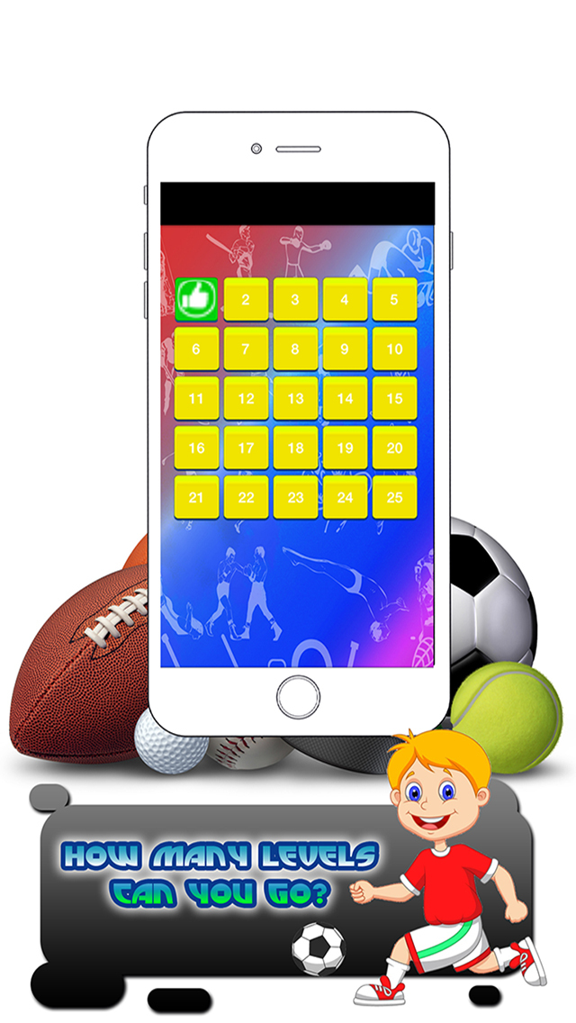 Guess Of Hidden Sports Test – Hit The Final 4 Words Enigma FREE By Animal Clown