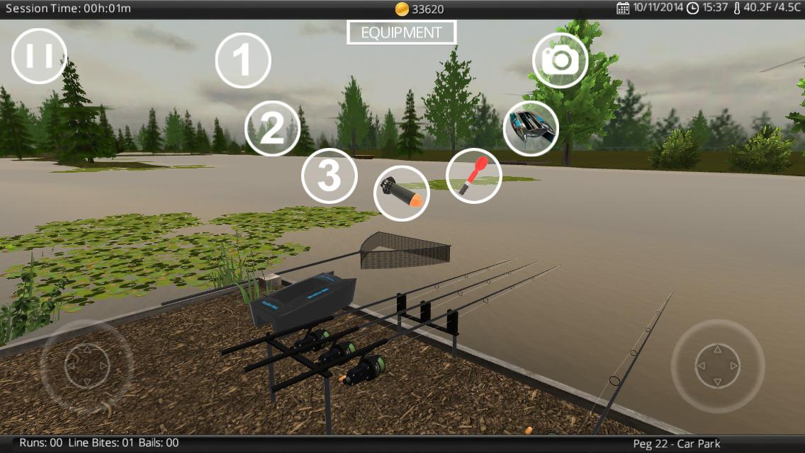 симуляторы для компьютера рыбалки
