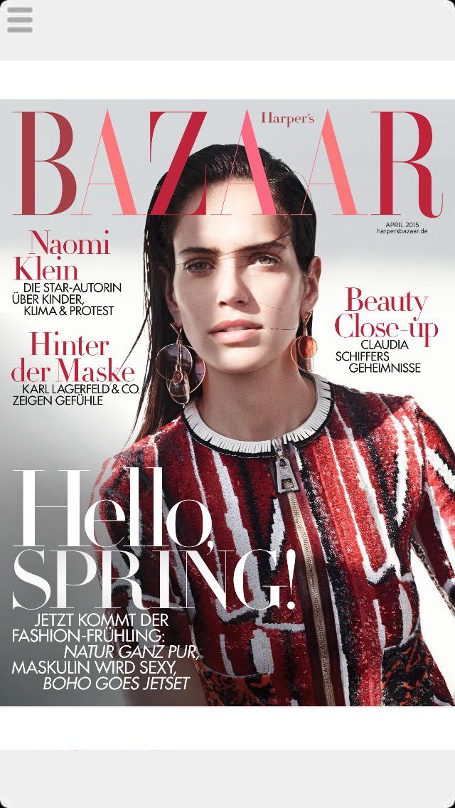 Harper's BAZAAR Mag Germany