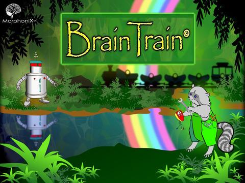 Morphonix™ : Brain Train Lite iPad Screenshot 1