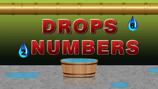 Drops Numbers