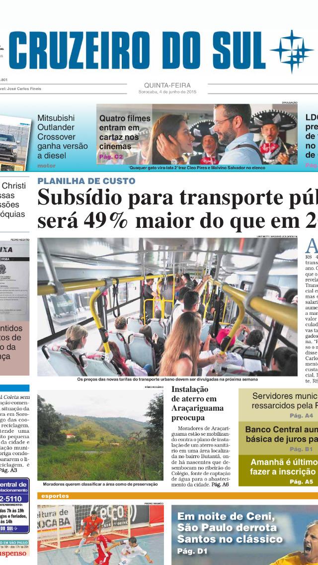 Jornal Cruzeiro do Sul Digital-1