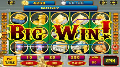 Screenshot 2 $$$ ДеньгиКазиноНаличные Jackpot Party — платитьправильнуюцену и Win Big Pro
