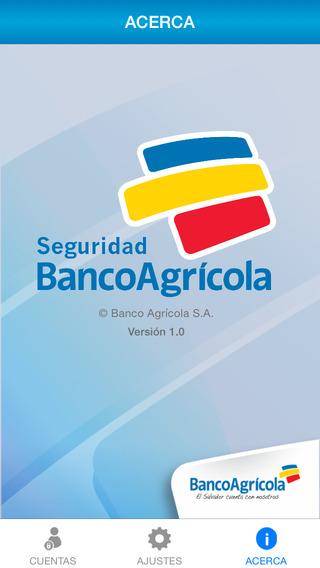 Seguridad Banco Agrícola