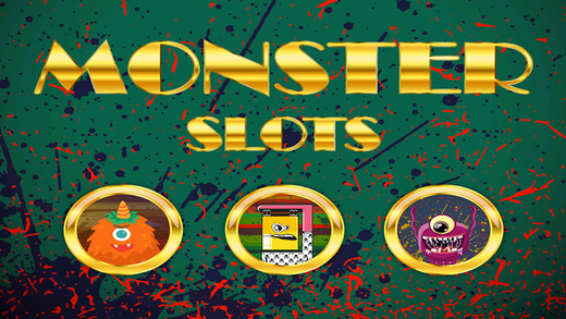 Funny Crazy Monster Slots - Win Big Jackpots with Lucky Monster Slots Game and Get Candy Monster Slo