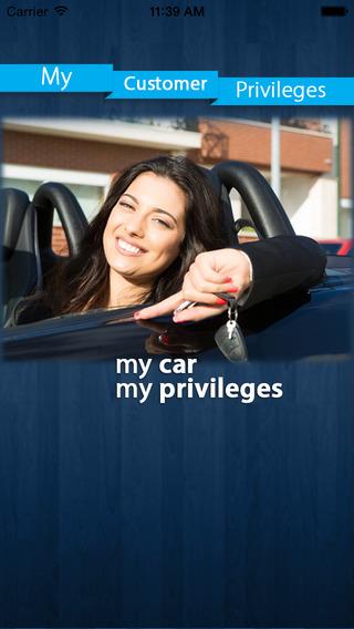 My Customer Privileges India