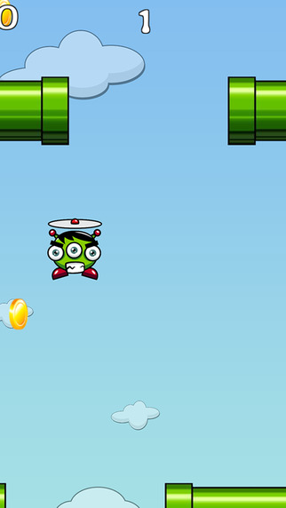 Flappy Owl - The Adventure of a Tiny Bird