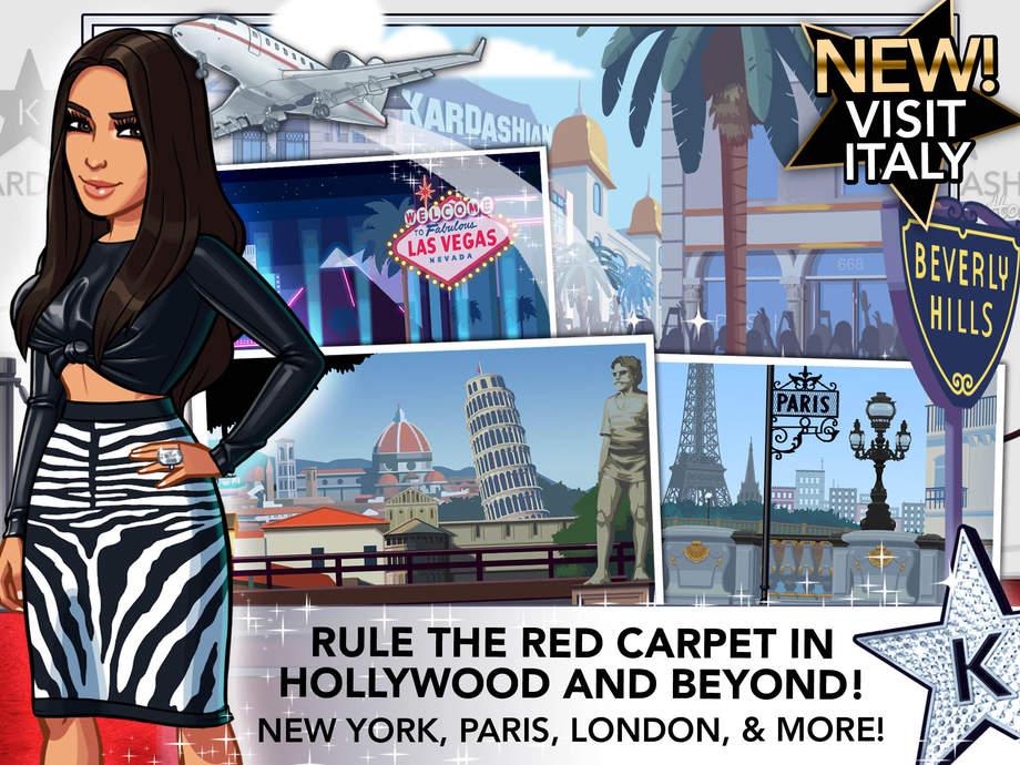Kim Kardashian: Hollywood - iPhone Mobile Analytics and App Store Data