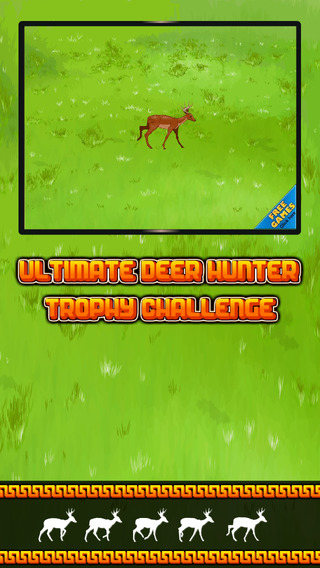 Ultimate Deer Hunter Trophy Challenge Pro