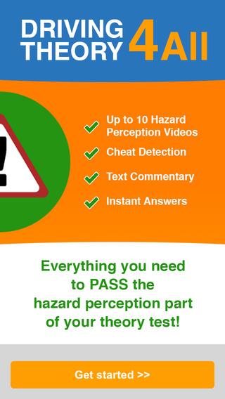 UK Driving Theory Test - Hazard Perception Videos - Vol 1
