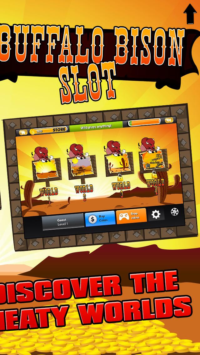 buffalo slot machine tips