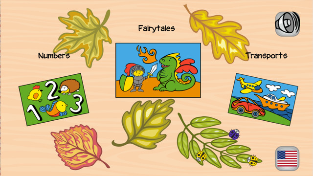 Joyful Color Book - fun educational coloring game for kids to play with colors and sounds