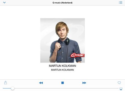 Radioline for iPad iOS 6 7 : Radios and Podcasts