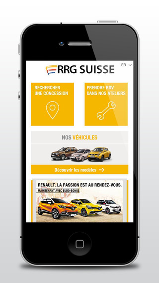 RRG Suisse