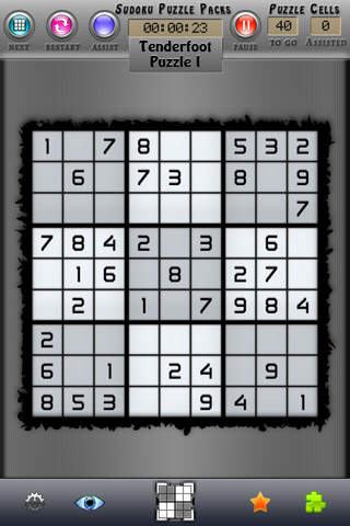 Sudoku Puzzle Packs screenshot 2