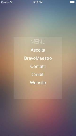 BravoMaestro Classic Radio