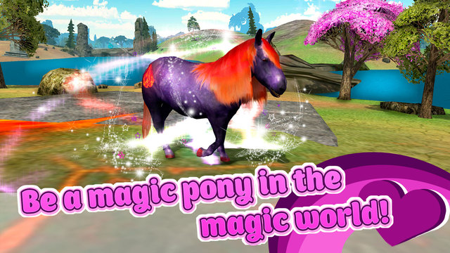 Wild Pony Clan 3D Full Screenshots