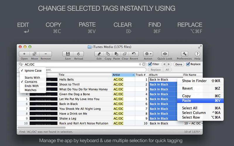 Tag Editor Free Screenshot - 3