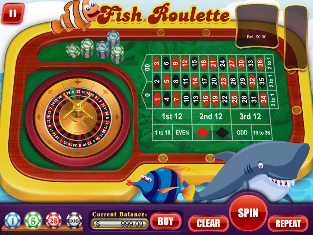 App shopper attitude big fun fish roulette casino top for Big fish casino real money