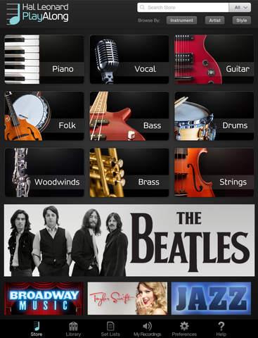 Hal Leonard PlayAlong