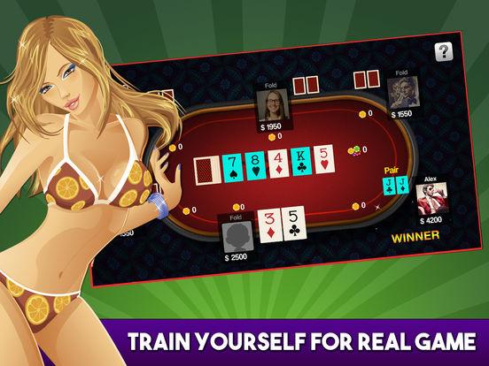 Texas Holdem Poker Offline Full screenshot 6