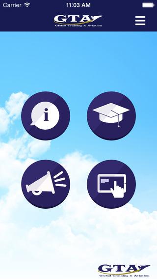 Global Training Aviation App