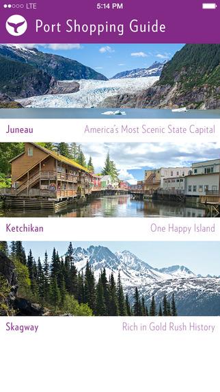 【免費旅遊App】Port Shopping Guide Alaska-APP點子
