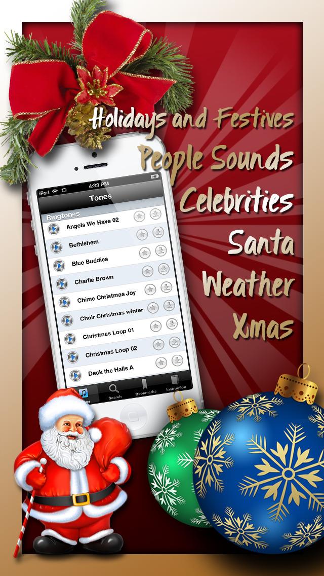 whats new - Free Christmas Ringtone