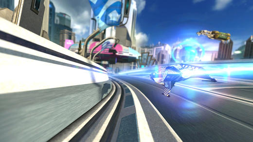 Furious Arena Racing 3D Screenshot