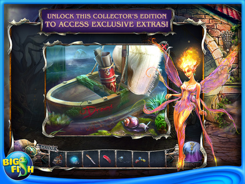 Bridge to Another World: Burnt Dreams HD - Hidden Objects, Adventure & Mystery (Full)screeshot 1