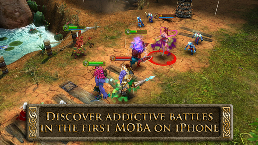 Heroes of Order Chaos - Multiplayer Online Game