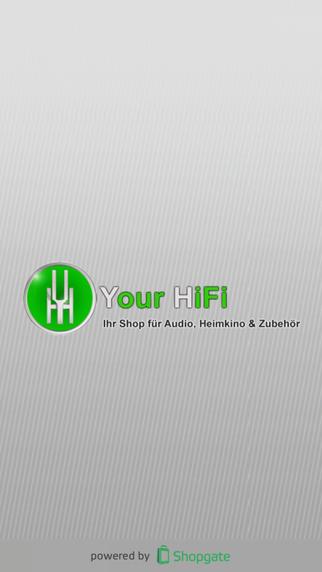 Your HiFi - der Shop für Hifi Heimkino Zubehör