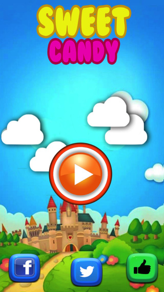Sweet Candy Pop Mania - Smash Mania Sweet Candy Game