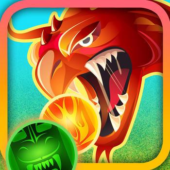 Marbles Mania 2 - The Dragon's Lair LOGO-APP點子