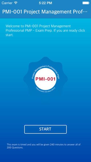 PMI-001 Project Management Professional PMPv5 - Exam Prep