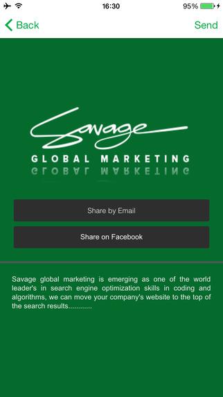 Savage Global Marketing