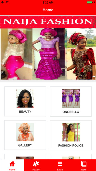 Nigerian Fashion