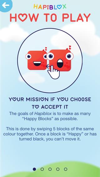 Hapiblox - The Happy Blocks Game