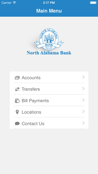 North Alabama Bank Mobile Banking