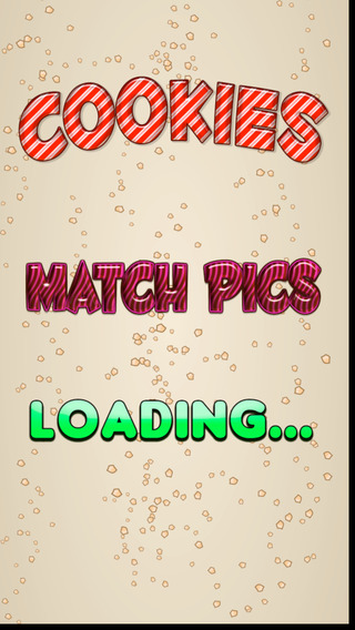 A Aaron Educational Cookies Match Pictures