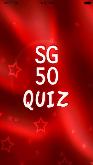SG50 QUIZ