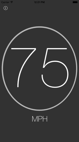 Custom Speedometer