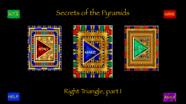 Secrets 2-1 PATTCAST: Pyramid adventures in crochet