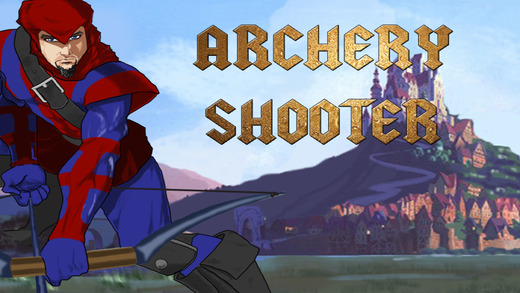 Archery Shooter Bow And Arrow Target Practice Game